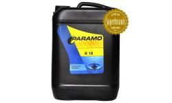 PARAMO K 18 / Олива компресорів газових