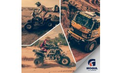 Mogul on Dakar Rally 2018