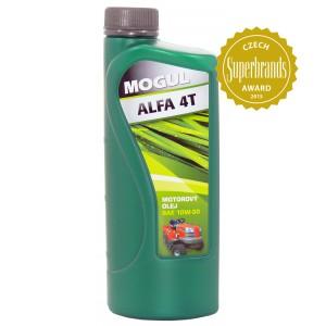 MOGUL 10W-30 ALFA 4T/1л./ Олива моторна