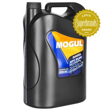 MOGUL 10W-40 DIESEL DTT PLUS / 10л / Моторне мастило