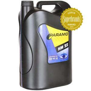 PARAMO HM 32 / 10л / Олива гідравлічна