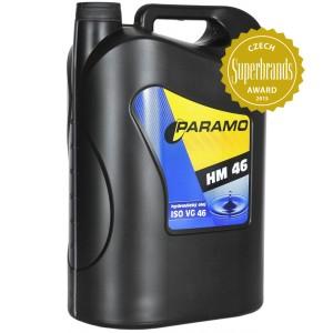 PARAMO HM 46 / 10л / Олива гідравлічна