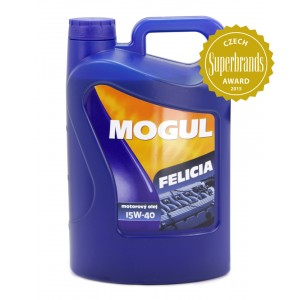 MOGUL 15W-40 FELICIA / 4л / Олива моторна