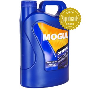 MOGUL 10W-40 OPTIMAL / 4л Олива моторна