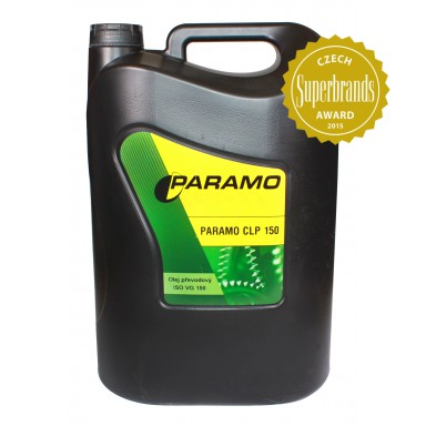 PARAMO CLP 150 /10л./Олива трансмісійна