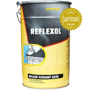 PARAMO REFLEXOL /12kg./ The aluminum reflective paint