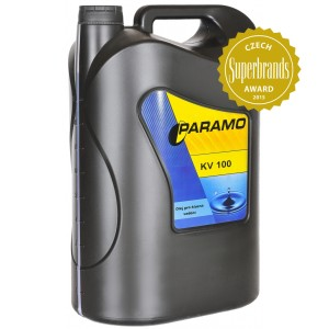 PARAMO KV 100/10л. / Industrial oil