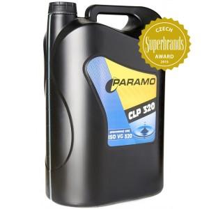 PARAMO CLP 320 / 10л / Олива трансмісійна