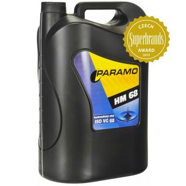 PARAMO HM 68 / 10л. / Масло гидравлическое