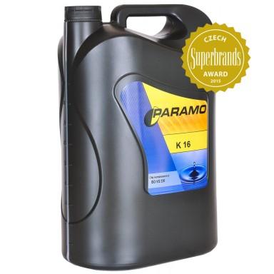 PARAMO K 16/10л. Компрессорное масло