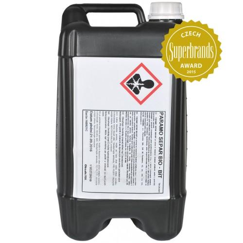 PARAMO SEPAR BIO-BIT / 10l / Oils for lubricating forms ...
