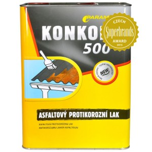 PARAMO KONKOR 500 /9кг./ Проникающая краска