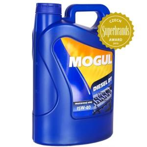 MOGUL 15W-40 DIESEL DT 4l. Engine oil