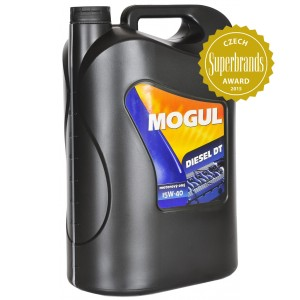 MOGUL 15W-40 DIESEL DT / 10л / Моторне мастило