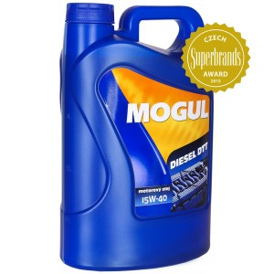 MOGUL 15W-40 DIESEL DTT 4l. Engine oil