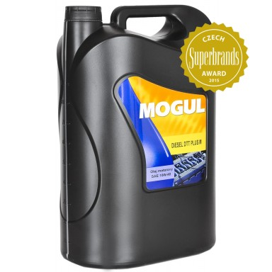 MOGUL 10W-40 DIESEL DTT PLUS M 10l. Engine oil
